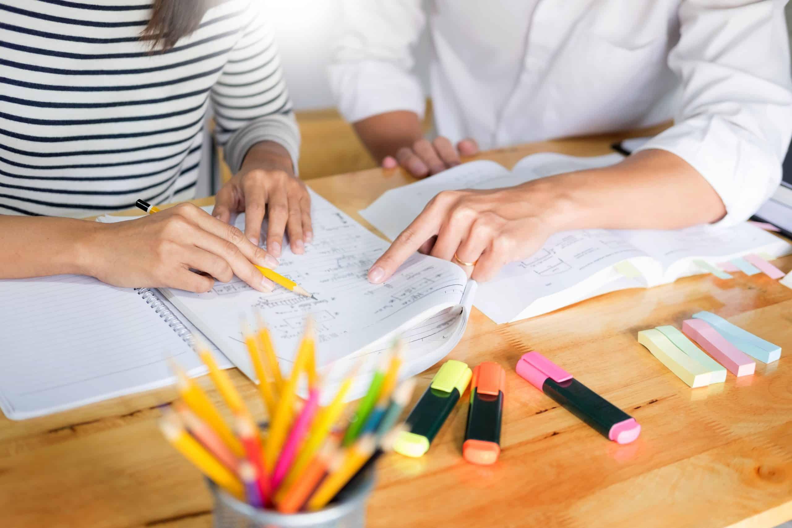 Comment organiser une leçon privée de soutien scolaire efficace ?